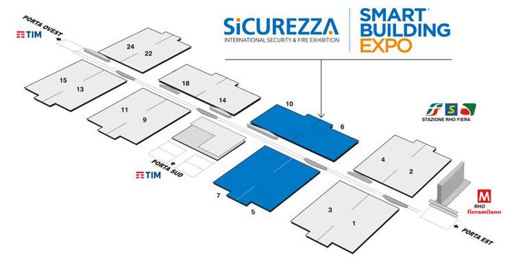 Visitare Smart Building Expo